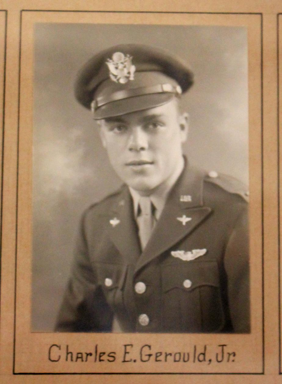 Franklin New Hampshire - Heroes of World War II Charles Gerould Jr.